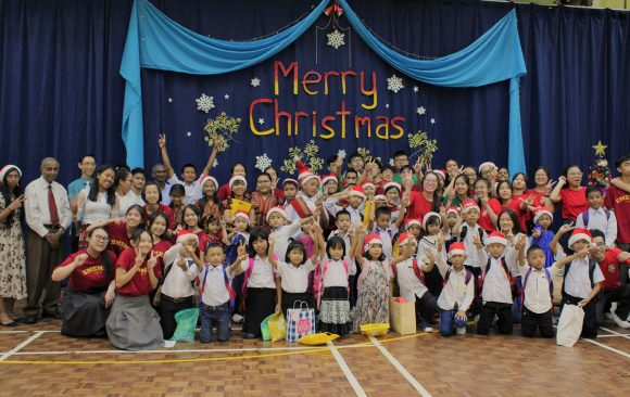 Christmas Celebration With The Less Fortunate