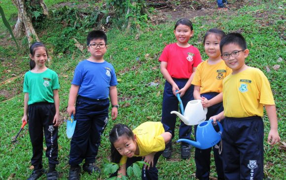 "Stella Maris Ampang goes ""Green"""
