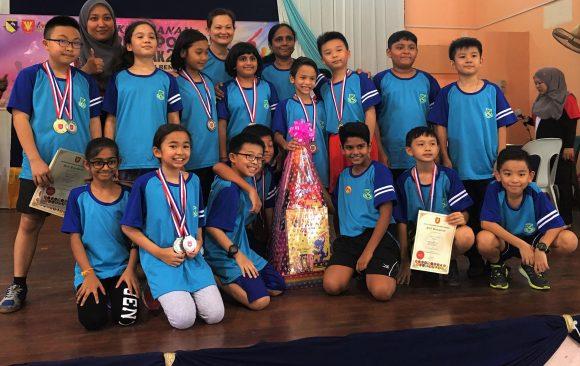 MSSD Ping Pong Champion 2019