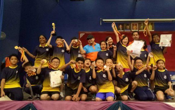MSSD PingPong Champions