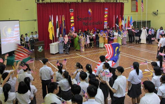 Patriotism Month Celebration