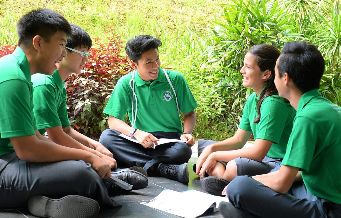 International Baccalaureate (IB) Diploma Programme (DP)